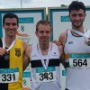 Two medals from the National Seniors Track & Field Championships