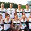 Victory and promotion in the National Track & Field Division One Final