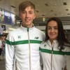 Alex and Aoife to represent Ireland in Tbilisi this weekend