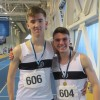 Juvenile Race Report: O'Loughlin & Raftery A Stylish Donore 1-2 in Dublin Indoor 800m