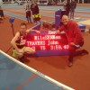 John Travers sub 4 at AIT Grand Prix